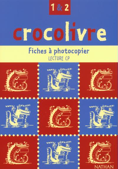CROCOLIVRE CP1 ET 2 PHOTOFICHE