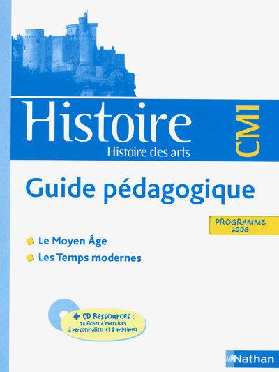 HISTOIRE CM1 GUIDE PEDAGOGIQUE