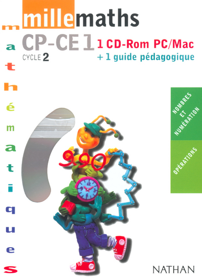 MILLEMATHS CE1 CDROM