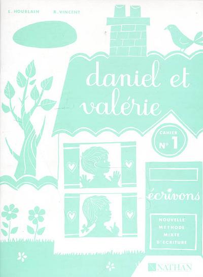 DANIEL ET VALERIE ECRITURE N1