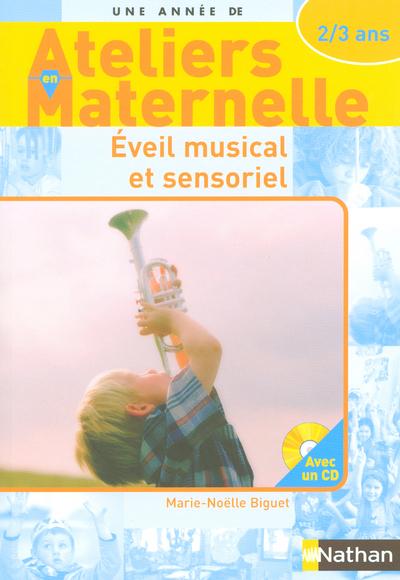 ATELIERS MATERN EVEIL MUSICAL