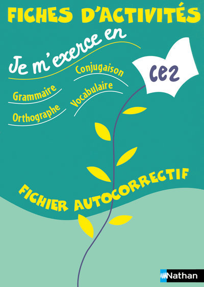 JE M'EXERCE FICH AUTOCOR CE2