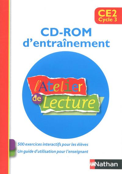 ATELIER DE LECTURE CDR CE2 C3