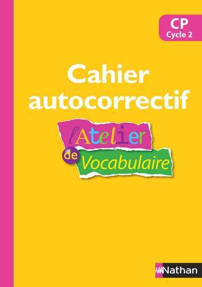 ATELIER VOCA AUTOCORRECTIF CP