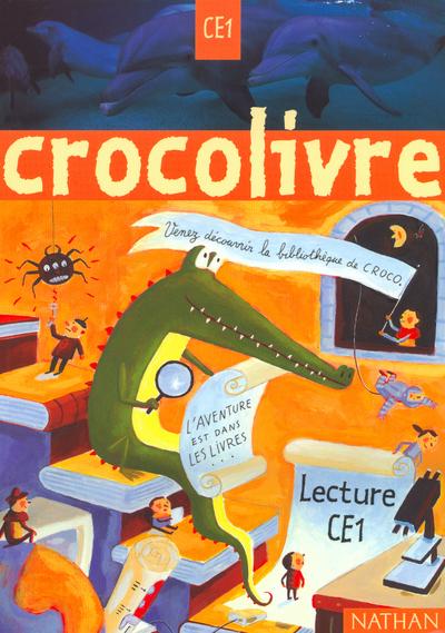 CROCOLIVRE CE1 LIVRE MAGAZINE