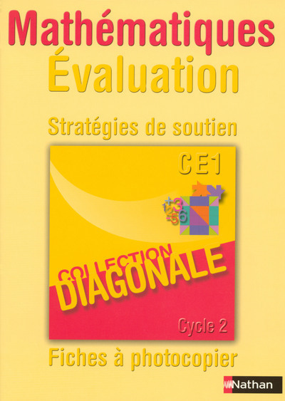 DIAGONALE MATHS CE1 EVALUATION