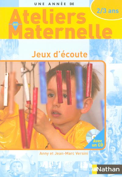 ATELIERS MATERN JEUX D ECOUTE