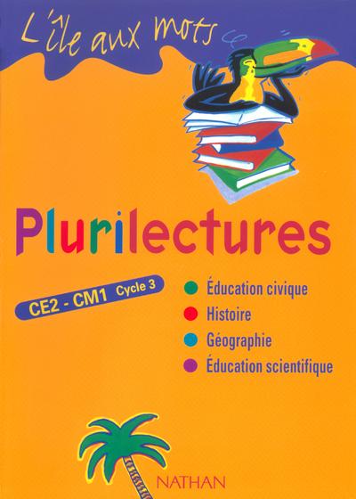 ILE AUX MOTS PLURILECT CE2 CM1