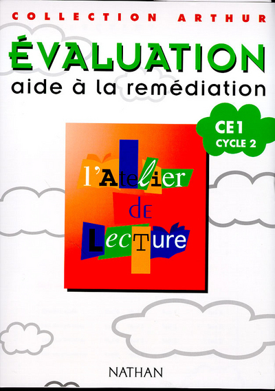 ATELIER LECTURE TEST CE1 CYC 2