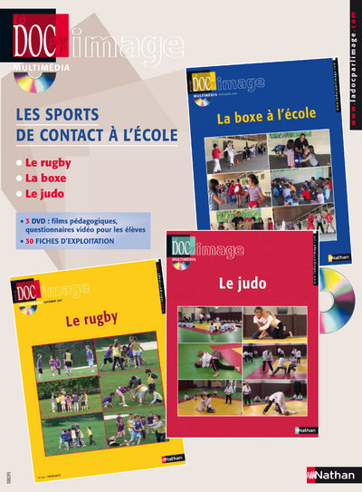 PACK REVUE (BOXE-RUGBY-JUDO)