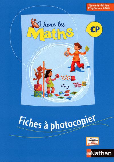 VIVRE LES MATHS CP FICH PHOTOC