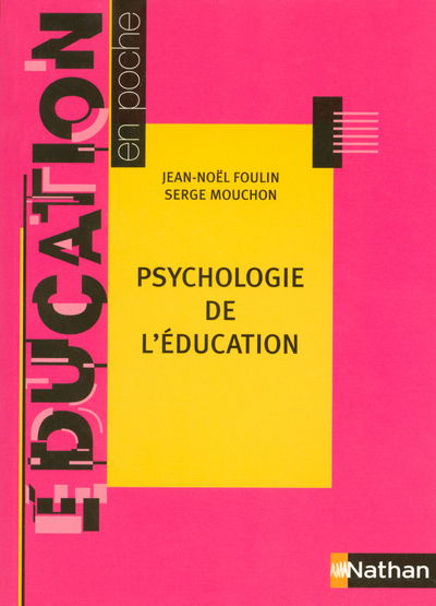 PSYCHOLOGIE DE L EDUCATION