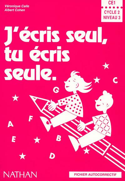 J ECRIS SEUL CE1 FIC AUTOCORR