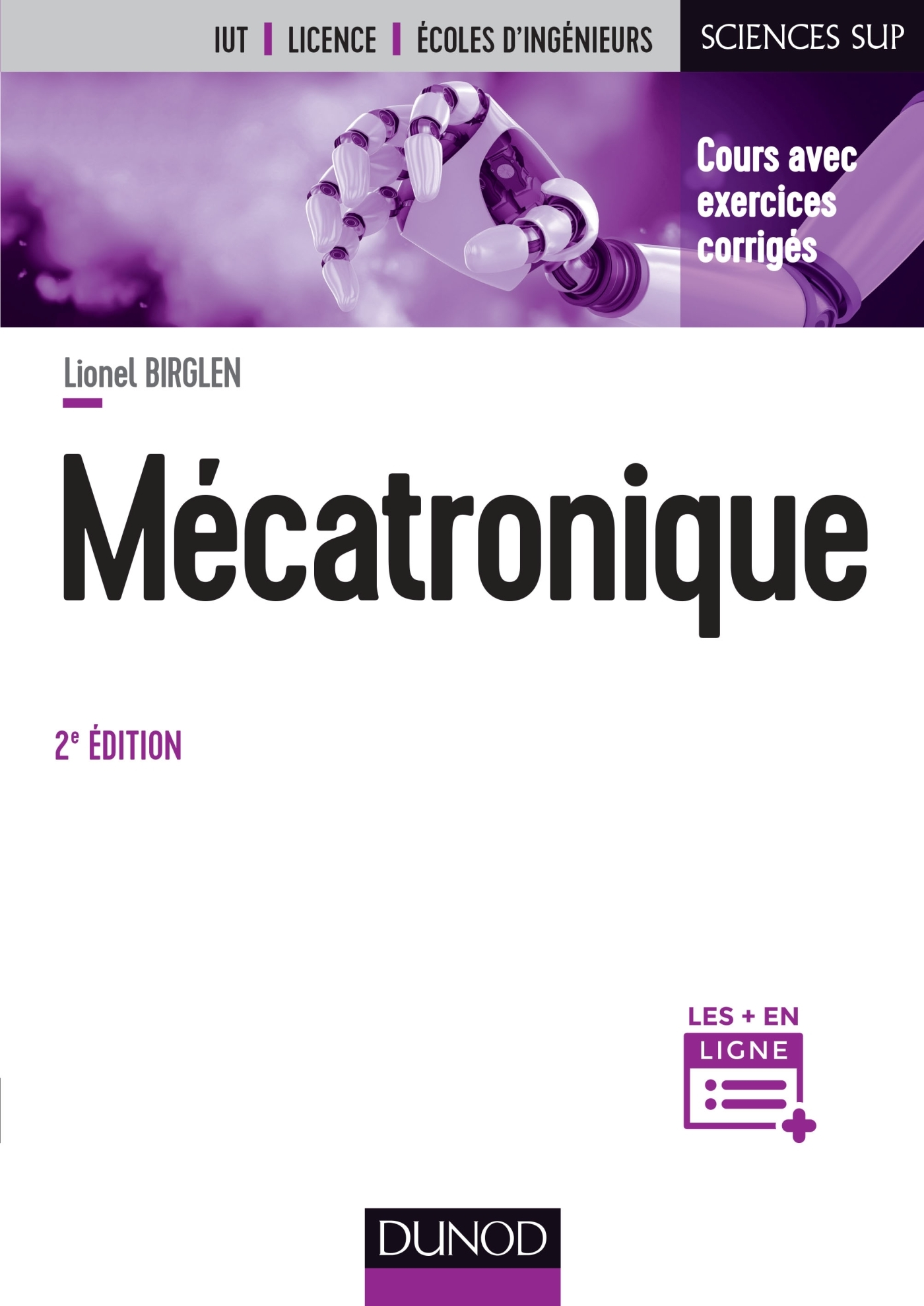 MECATRONIQUE - 2E ED.