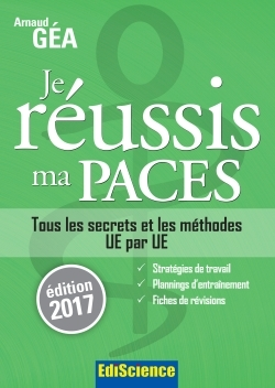 JE REUSSIS MA PACES - EDITION 2017