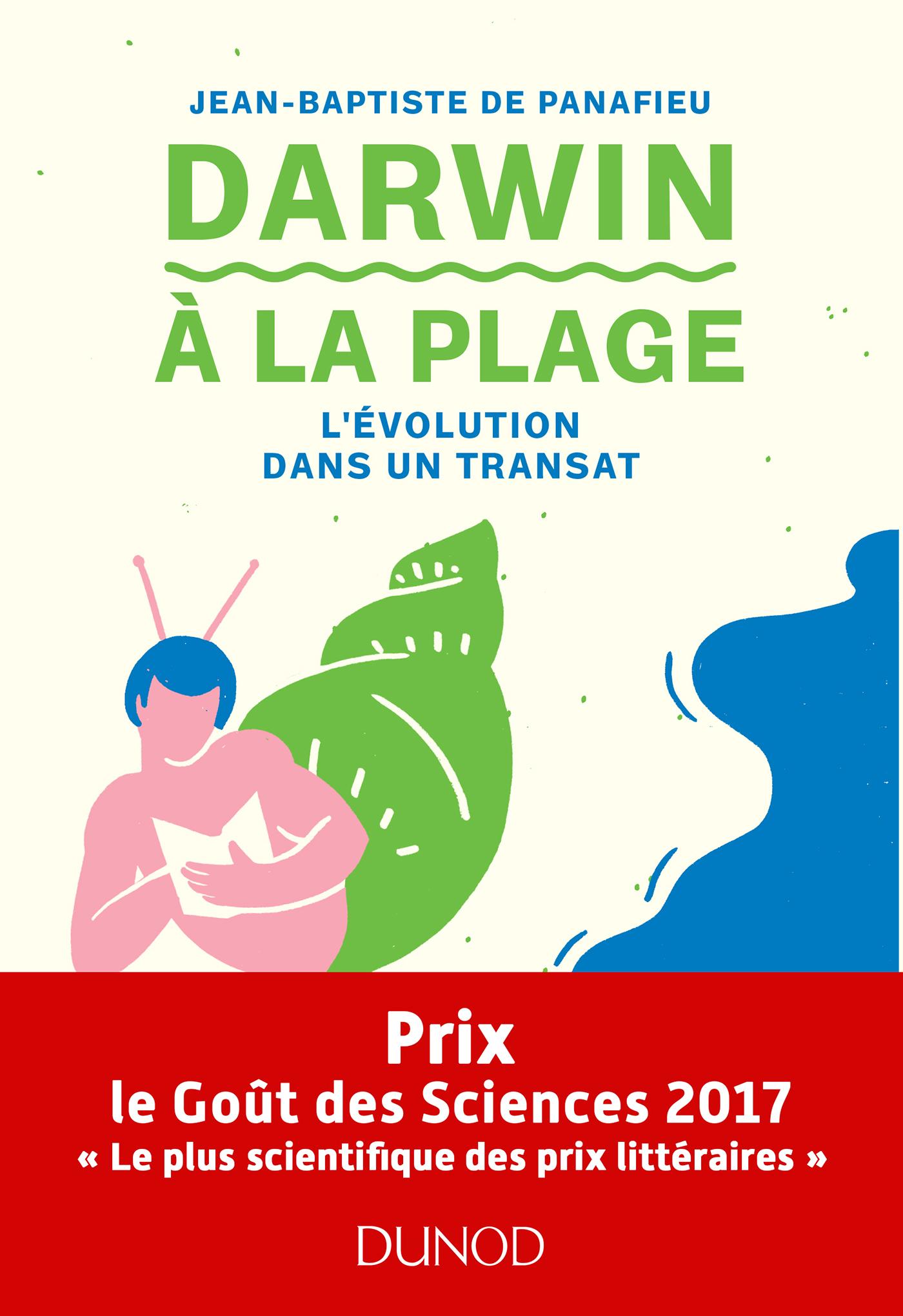 DARWIN A LA PLAGE - L'EVOLUTION DANS UN TRANSAT