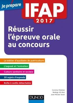 IFAP 2017 REUSSIR L'EPREUVE ORALE AU CONCOURS