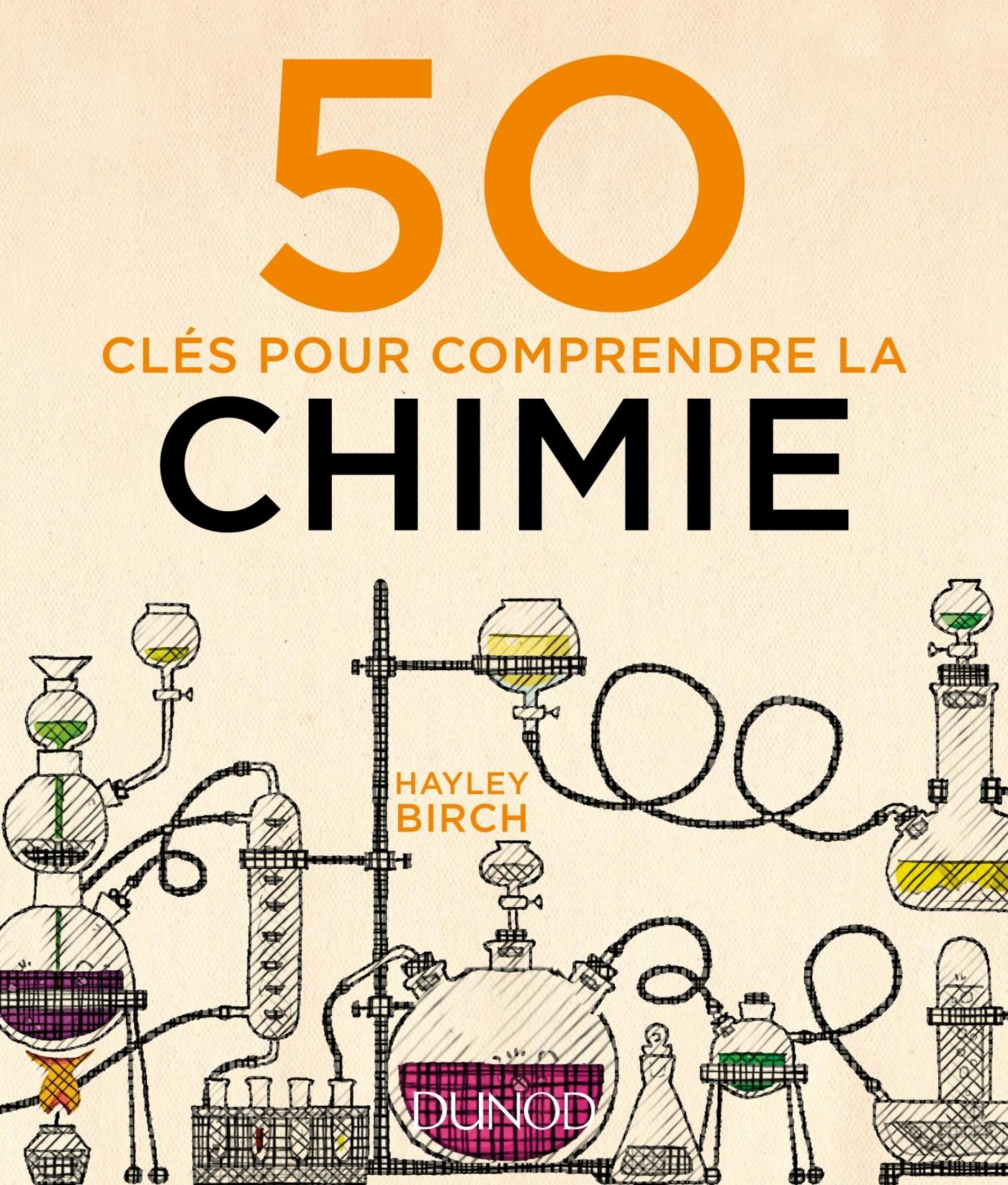 50 CLES POUR COMPRENDRE LA CHIMIE