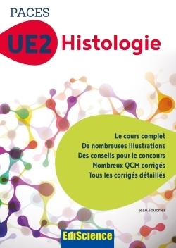 PACES UE2 HISTOLOGIE - MANUEL, COURS + QCM CORRIGES