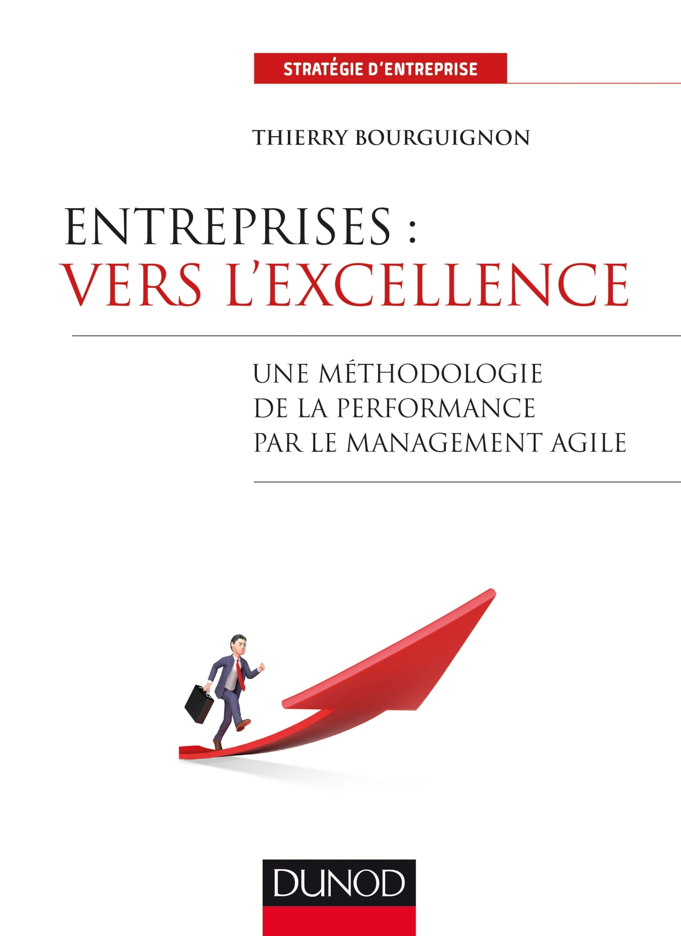 ENTREPRISES : VERS L'EXCELLENCE - UNE METHODOLOGIE DE LA PERFORMANCE PAR LE MANAGEMENT AGILE