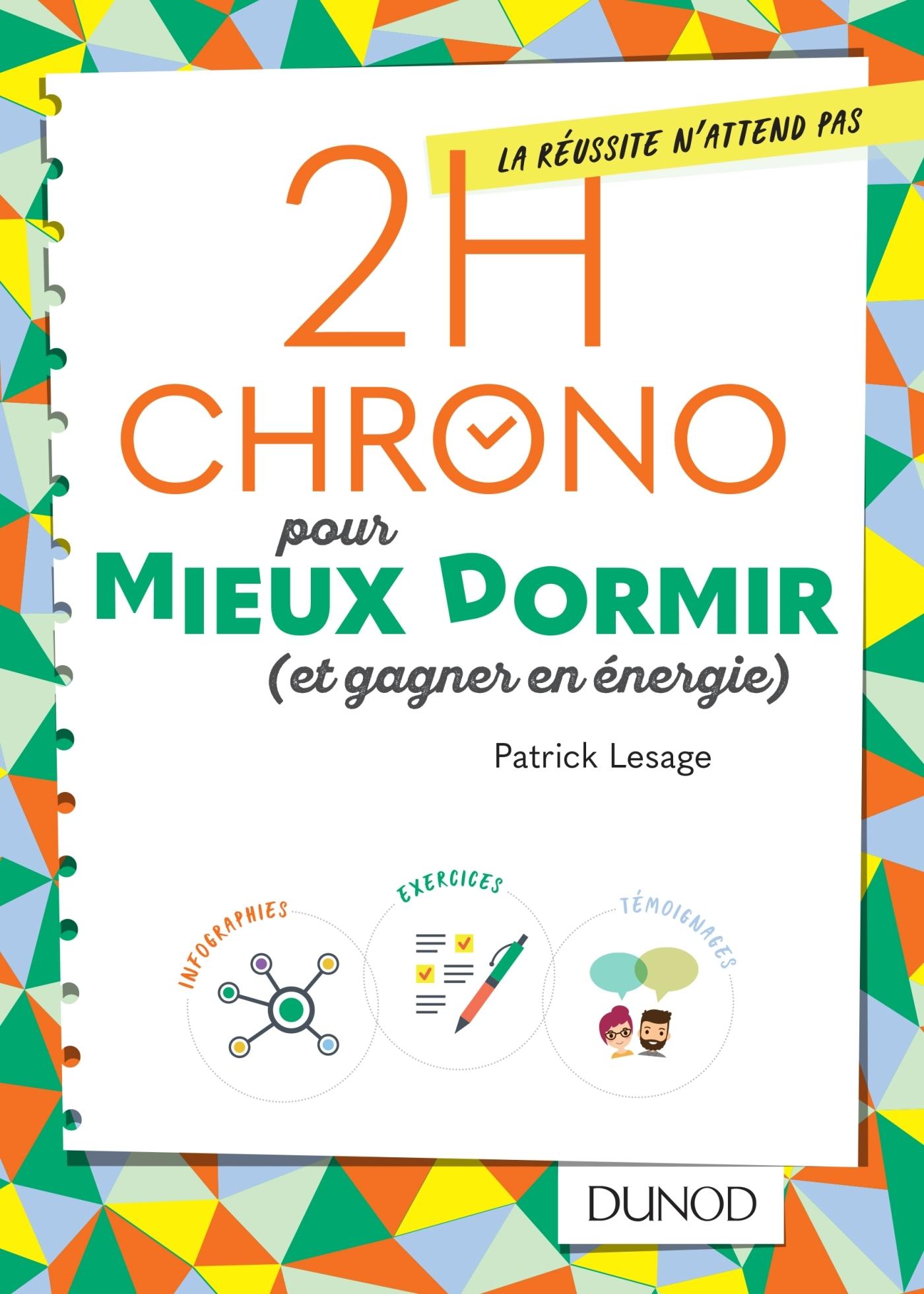 2H CHRONO POUR MIEUX DORMIR (ET GAGNER EN ENERGIE)