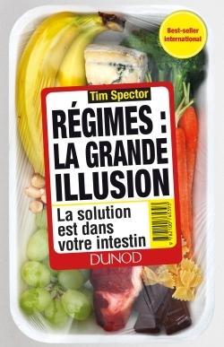 REGIMES : LA GRANDE ILLUSION  - LA SOLUTION EST DANS VOTRE INTESTIN