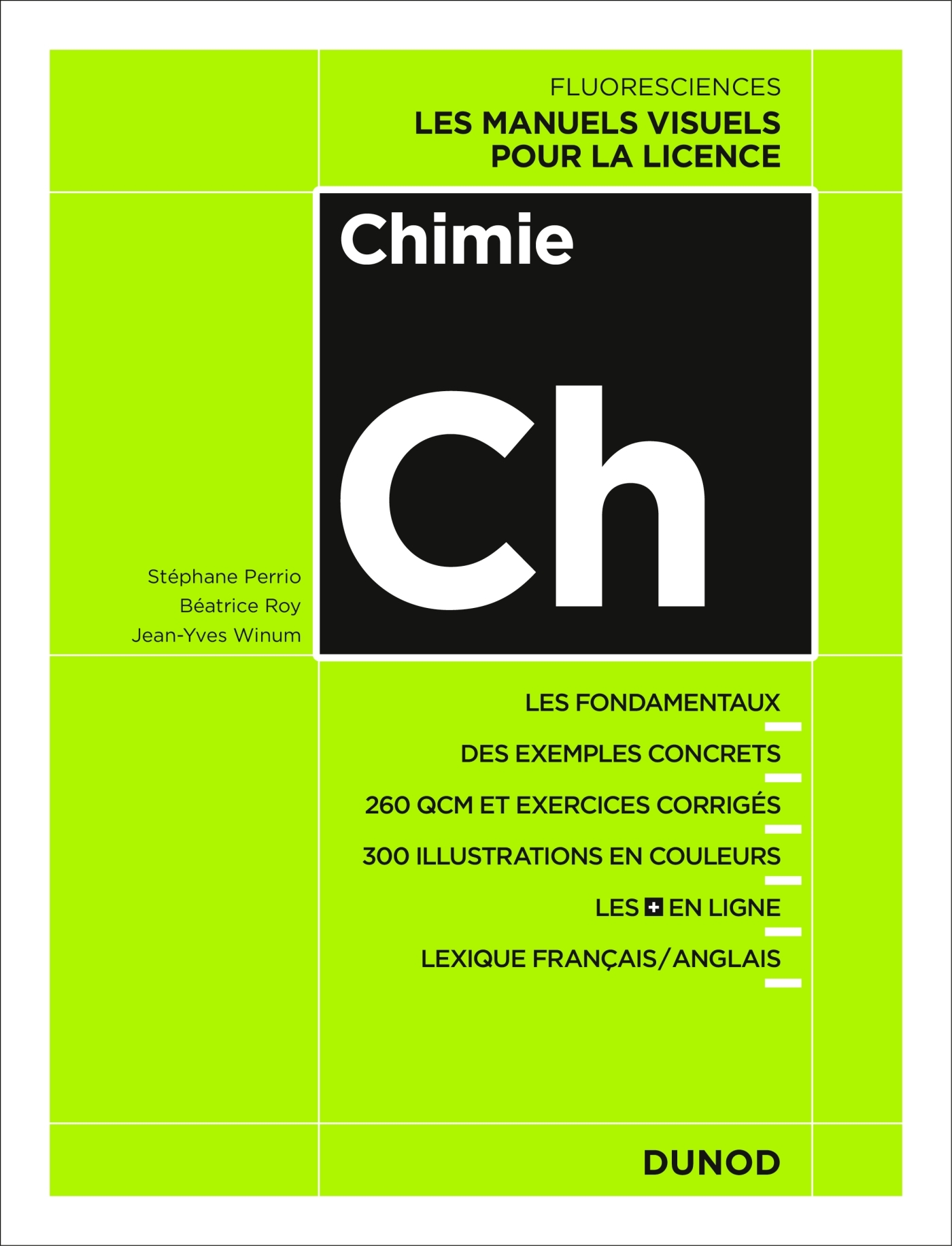 CHIMIE - COURS, EXERCICES ET METHODES