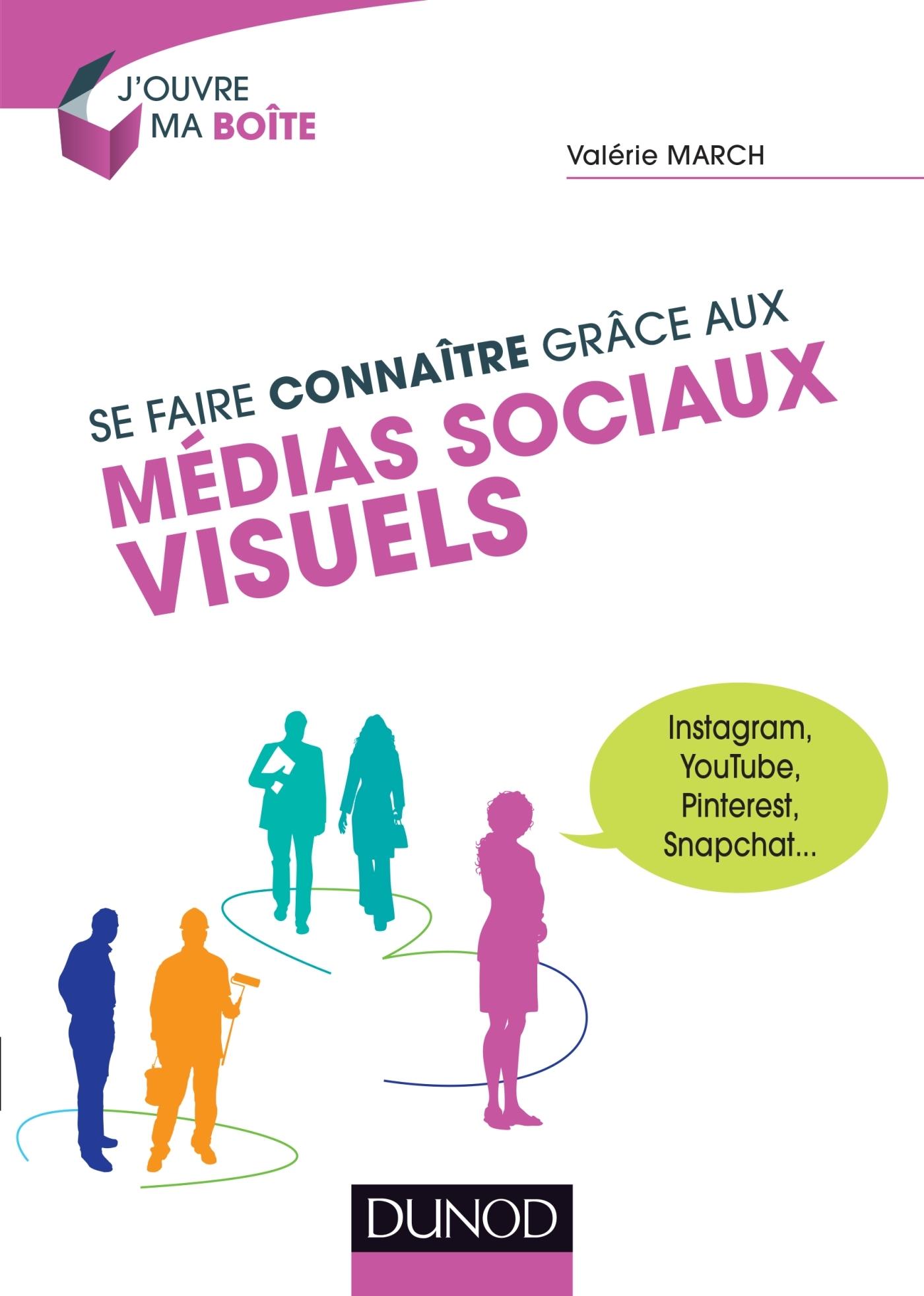 SE FAIRE CONNAITRE GRACE AUX MEDIAS SOCIAUX VISUELS
