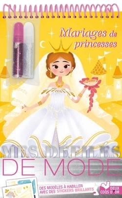 DDM - MARIAGE DE PRINCESSES