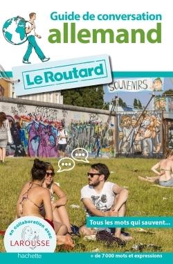 LE ROUTARD GUIDE DE CONVERSATION ALLEMAND