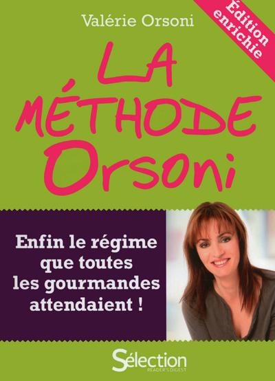 LA METHODE ORSONI - NOUVELLE EDITION ENRICHIE -
