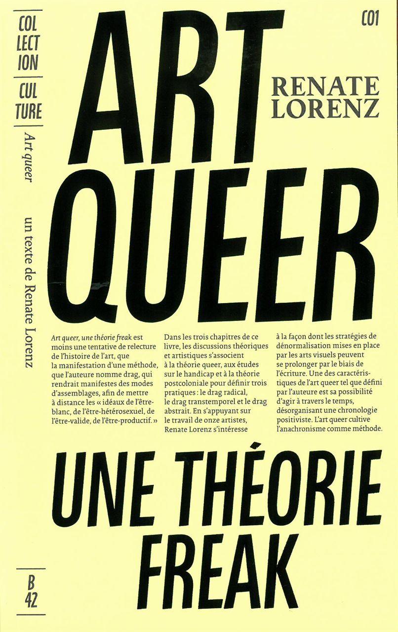 ART QUEER : UNE THEORIE FREAK