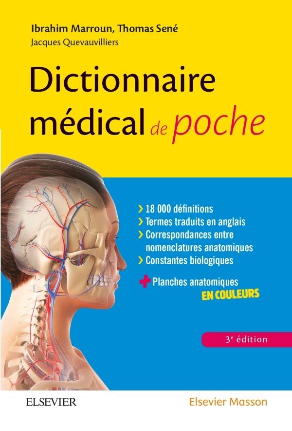 DICTIONNAIRE MEDICAL DE POCHE