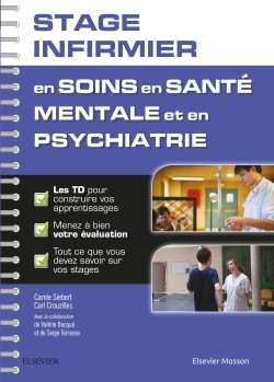 STAGE INFIRMIER EN SOINS EN SANTE MENTALE ET EN PSYCHIATRIE