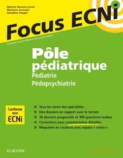 POLE PEDIATRIQUE : PEDIATRIE ET PEDOPSYCHIATRIE