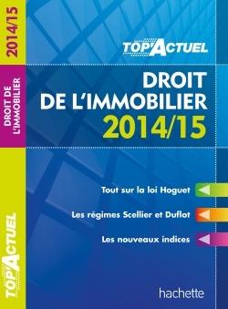 TOP'ACTUEL DROIT DE L'IMMOBILIER