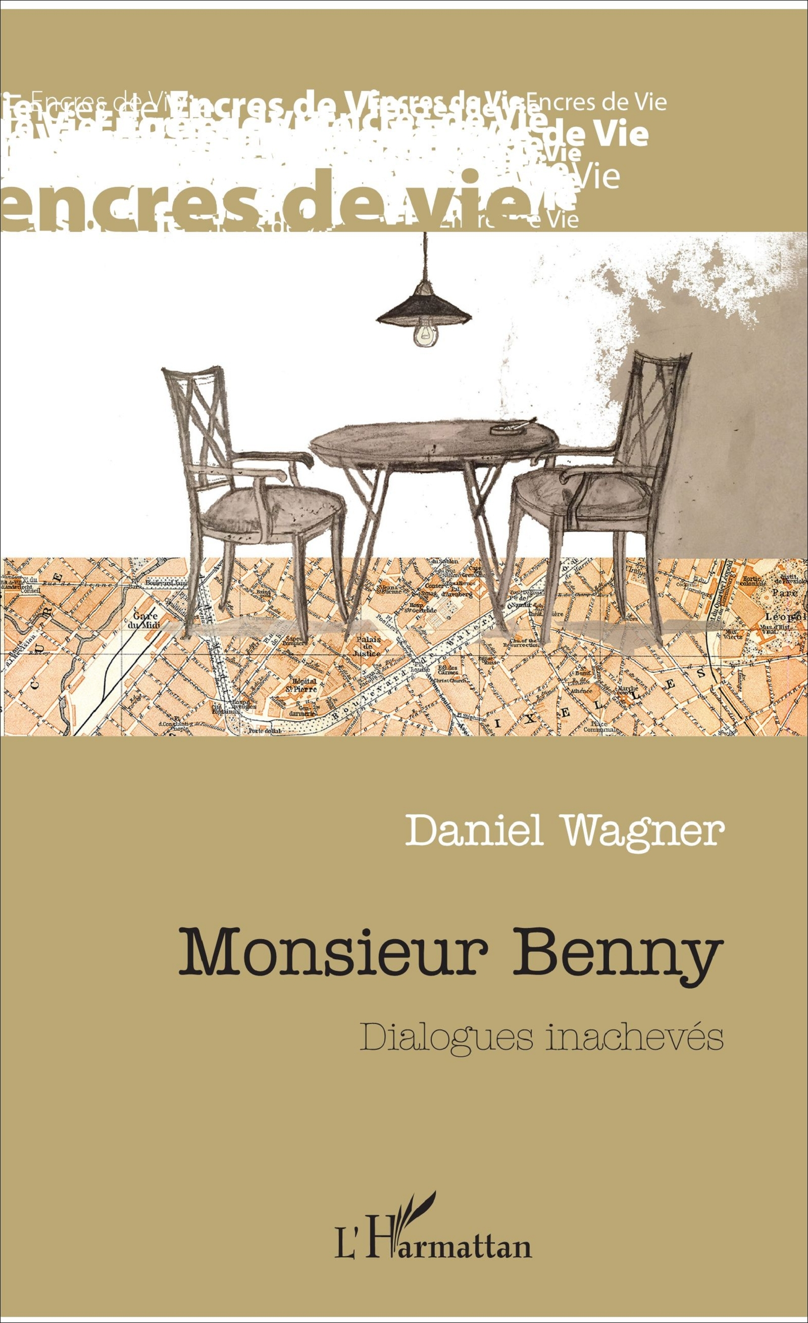 MONSIEUR BENNY DIALOGUES INACHEVES