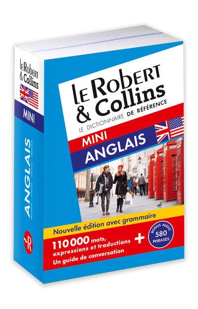 LE ROBERT & COLLINS MINI ANGLAIS NE