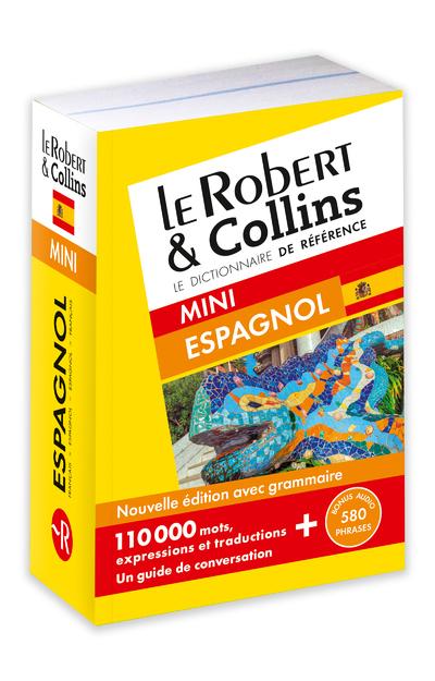 ROBERT & COLLINS MINI ESPAGNOL - NOUVELLE EDITION