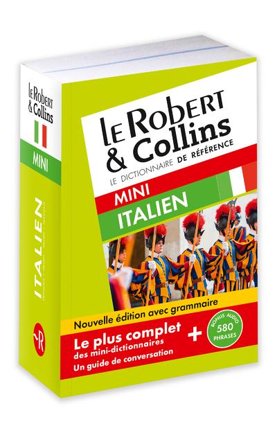 LE ROBERT & COLLINS MINI ITALIEN NE