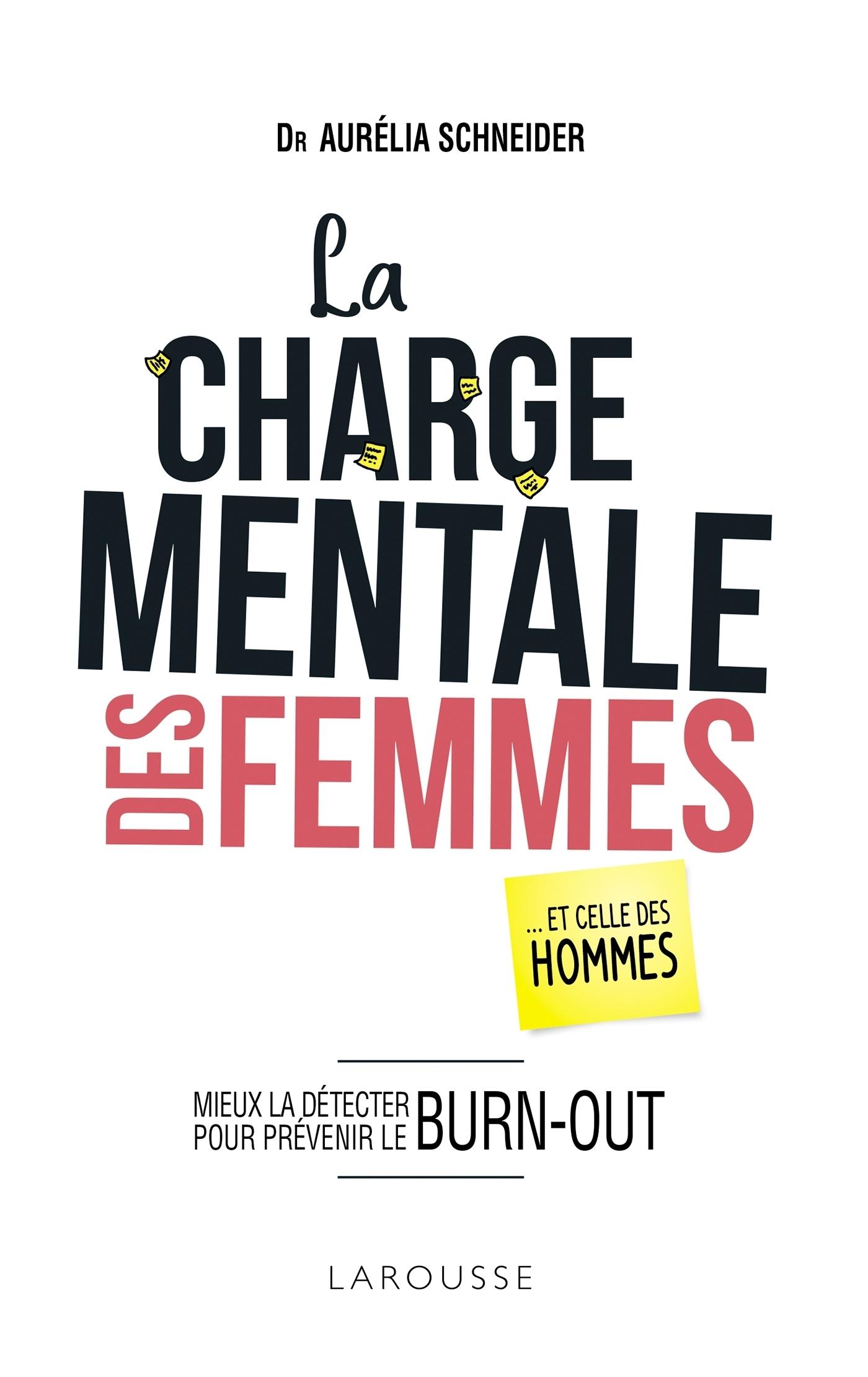 LA CHARGE MENTALE DES FEMMES
