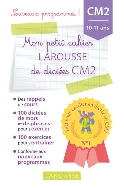 PETIT CAHIER DE DICTEES CM2