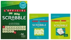 OFFICIEL DU SCRABBLE COFFRET SPECIAL ETE