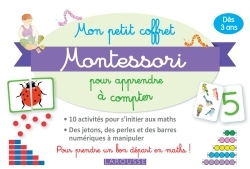 MON PETIT COFFRET MONTESSORI POUR APPRENDRE A COMPTER