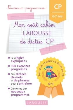 PETIT CAHIER DE DICTEES CP