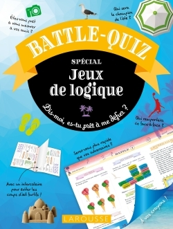 BATTLE-QUIZ JEUX DE LOGIQUE