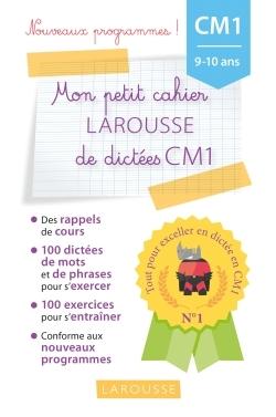 PETIT CAHIER DE DICTEES CM1