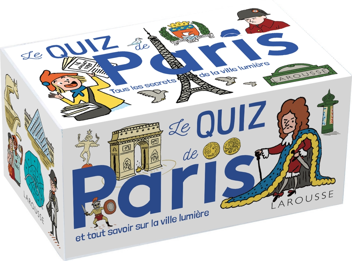 LE QUIZ DE PARIS