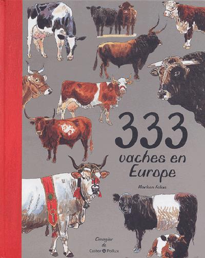 333 VACHES EN EUROPE