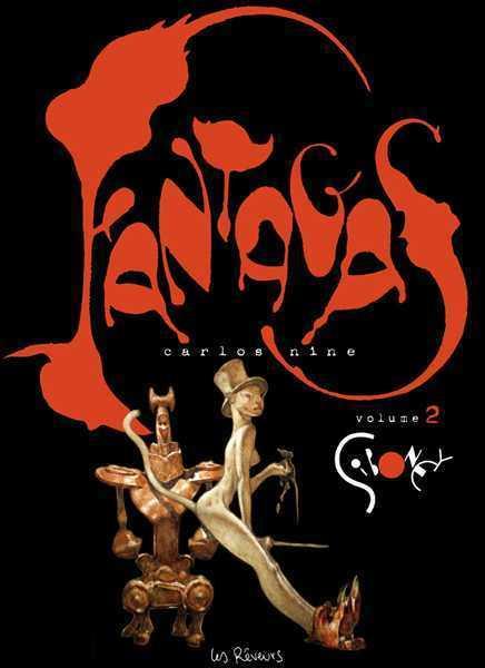 FANTAGAS T02 SIBONEY